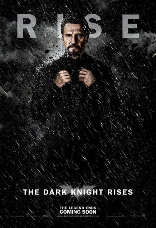 Unofficial 'The Dark Knight Rises' poster