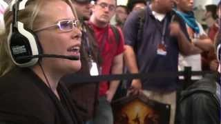 mario-bener:  Ghost Recon: Future Soldier Preview PAX East 2012Ghost Recon: Future Soldier gameplay preview and interviews with Frag Doll Valkyrie and Theodore Dia.Click on the Thumbnail to watch the videoOr visit http://mywebgossip.info/ghost-recon-future-soldier-preview-pax-east-2012/