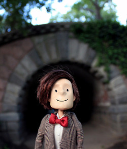 The Real-Life Adventures of a Doctor Who Puppet