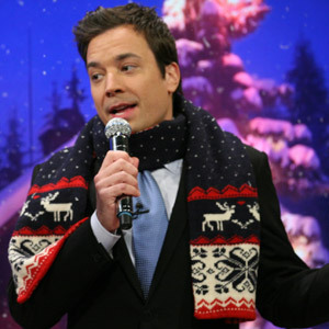 Lovely scarf… and Jimmy: DDD