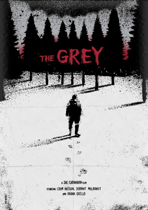 The Grey by Daniel Norris
