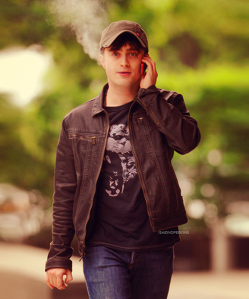 24/100 photos of Daniel Radcliffe