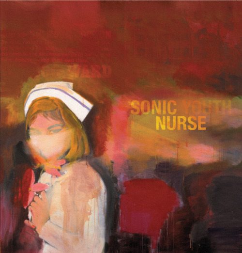Amazing Cover Artwork for Sonic Youth's Sonic Nurse created by renowned artist Richard Prince