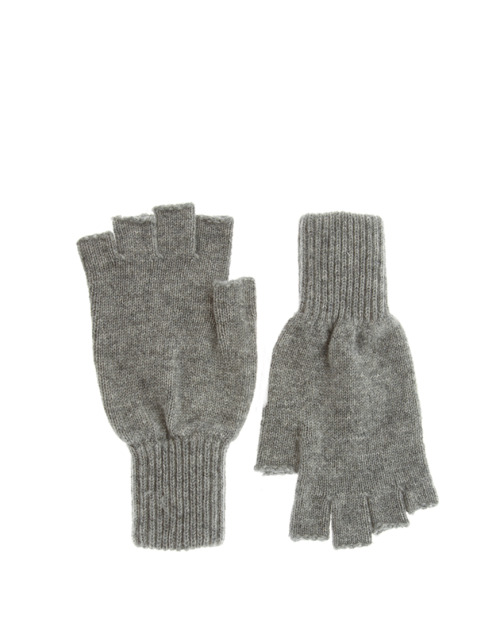 Johnstons Cashmere Fingerless GlovesMore photos & another fashion brands: bit.ly/Jh9nmZ
