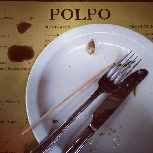 #polpo (Taken with instagram)