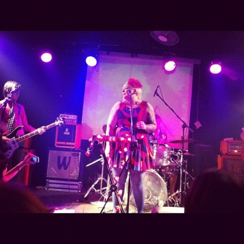 @yuyintang right now ! #live #concert #music (Taken with instagram)