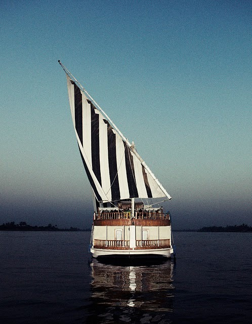 | ♕ |  Nile River Cruise  | by © Nour El Nil