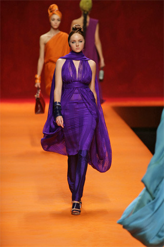 daily-glamour:  Hermes ~ Spring 2008 Ready-to-wear