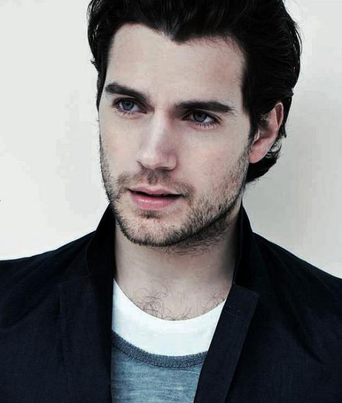 Henry Cavill for Upstreet Magazine (2009).