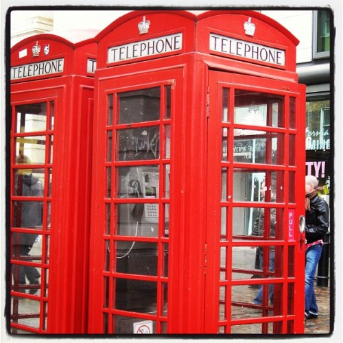 Instagram-ing the world, one city at a time: London (Taken with instagram)