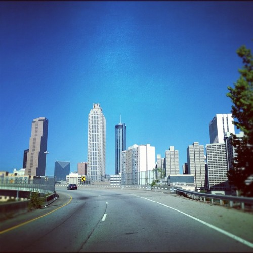 #ATL #shawty #roadtrip @iceatlanta (Taken with instagram)