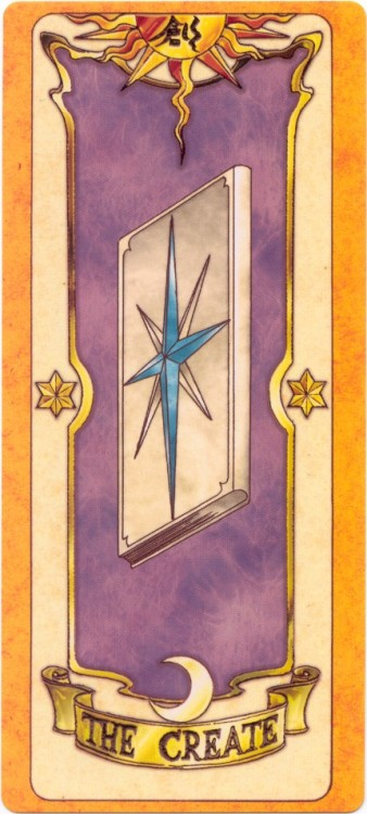 shojo-anime:  The Clow cards: The Create