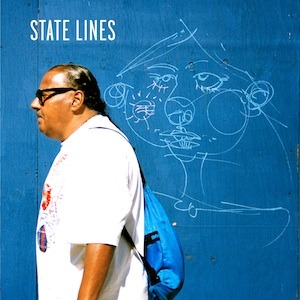 "State Lines ""Self-Titled"" EP / RIYL: Tigers Jaw, Saves The Day, Brand New, Joyce Manor, Alkaline Trio"