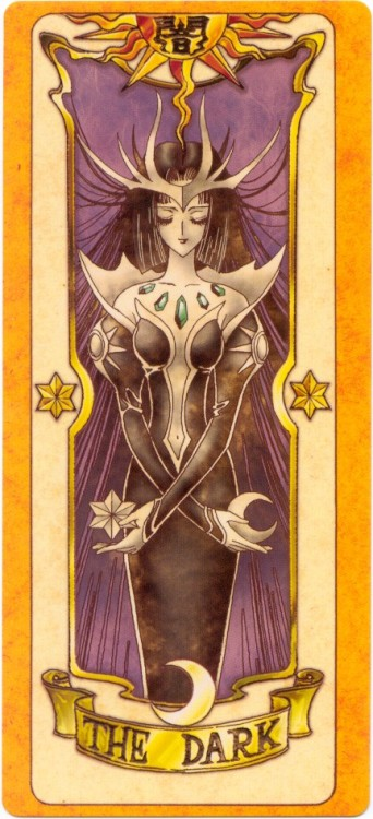 shojo-anime:  The Clow cards: The Dark