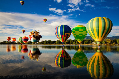 Colorado Balloon Classic - Day 2 by iceman9294 on Flickr.