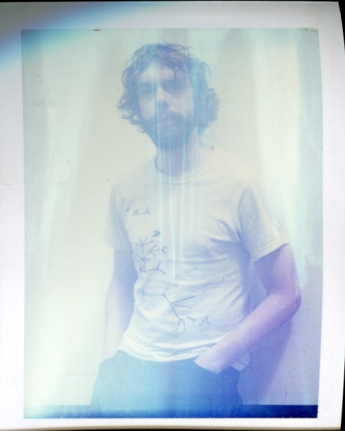 Phillip Kenneth Tunstall, 2012.  5x4 Polaroid.