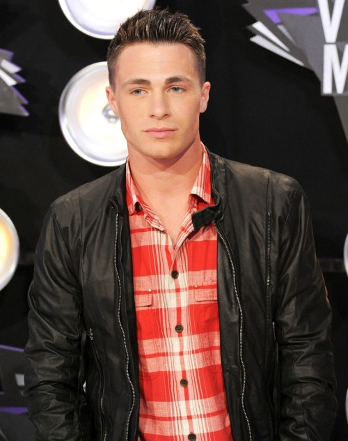 fy-coltonhaynes:  23/100 Photos of Colton Haynes (x)