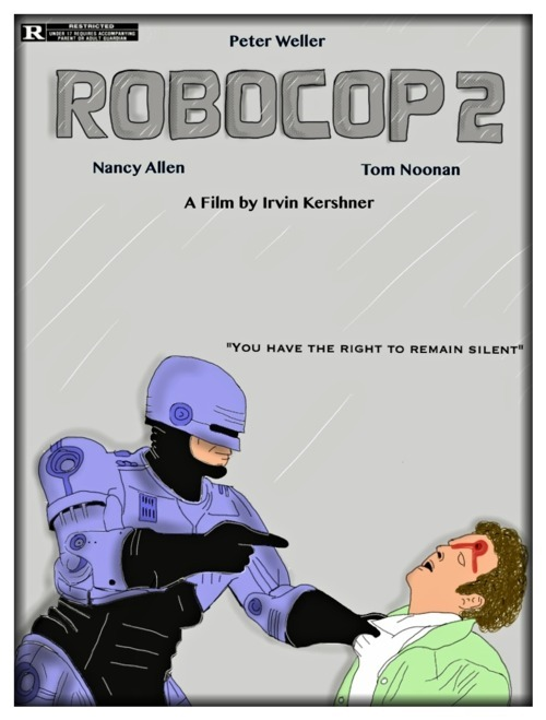 RoboCop 2 by Jesse