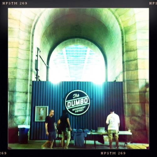 Dumbo Brooklyn  Matty ALN Lens, Pistil Film, No Flash, Taken with Hipstamatic