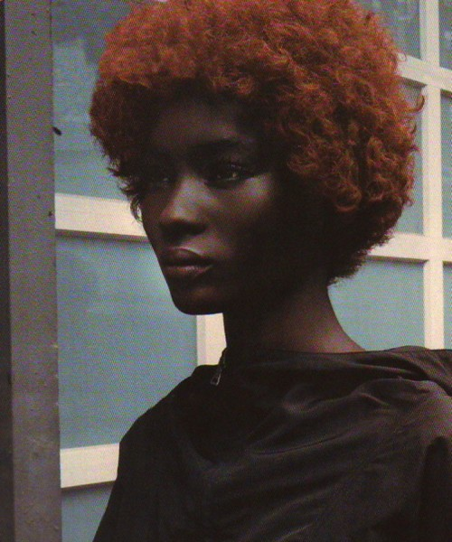 blackandkillingit:  b-sama:  Photo Credit : Steve Klein Model: Hawa Diawara  Black Girls Killing It Shop BGKI NOW