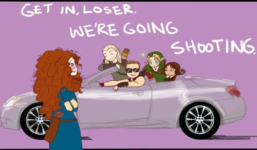 flanoirbunny:  Legolas and Link's smiles tho and Hawkeye's shades ksdjfhlakjdslfaskdjhf