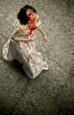 Bloody by KellBailey on Flickr.