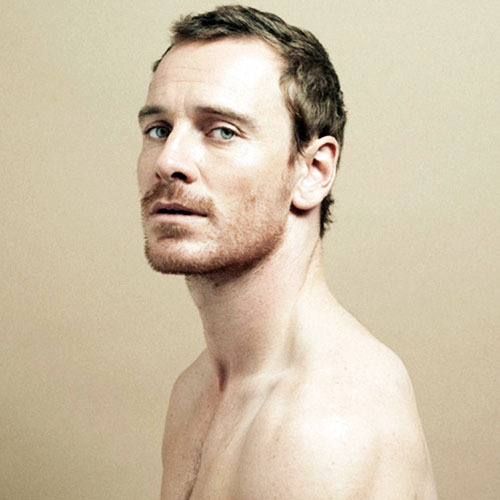 5 of 100 beautiful people // Michael Fassbender