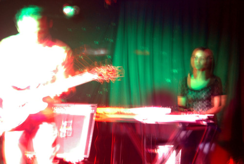 Steve and Nastaran at our show at Roosters Roadhouse in Alameda on 5/18/12; photo taken by Chris Frakes See more on our Facebook Page.