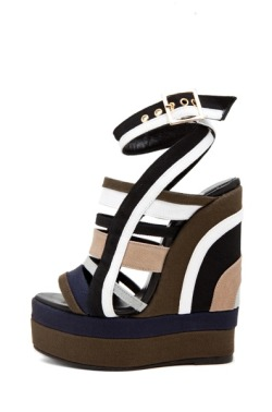 evachen212:  I've wanted these Pierre Hardy wedges for what feels like an eternity and they're finally on sale at Forward by EW… but sold out in my size. sob!