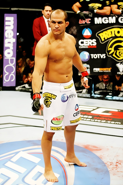 spcastle:  Junior 'Cigano' dos Santos  The Heavy wheight champion.