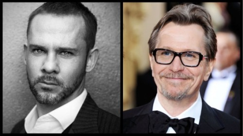 fuckyeahlost:  Gary Oldman and Dominic Monaghan join indie Monster Butler Gary Oldman and Dominic Monaghan are joining the cast of Monster Butler, an indie being directed by Doug Rath. Malcolm McDowell is starring in Butler, the true story of Roy Fontaine (aka Archibald Hall), a bisexual jewel thief/con man/serial killer who chronicles his personal descent into darkness leading up to his eventual capture. Also in the cast is Joanne Whalley (The Borgias). Oldman will portray Wiggy, a taxidermist with anger issues and business on the side who partners with Fontaine on a number of crimes before things get heavy. Monaghan will play David Wright, a key player in Roy's life and who also serves as his Achilles' heel. Their relationship begins in prison and restarts when they both work on an estate. But a blackmail attempt forces Fontaine's hand and begins his descent into murder and mayhem.  Umm, this sounds kind of perfect.  Mostly because omg taxidermist with anger issues?  Indeed.