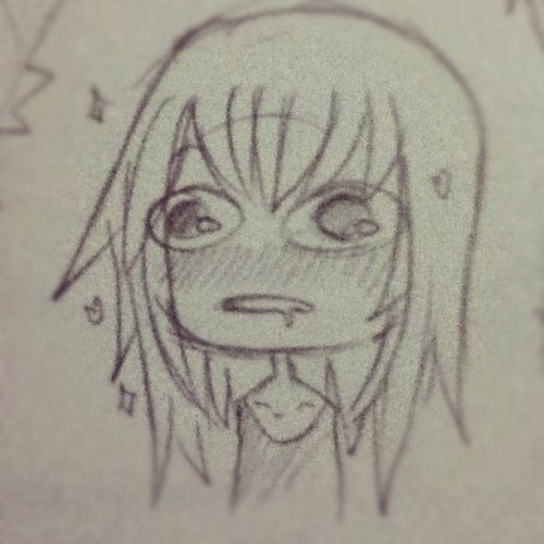 that exact moment when I saw ikemen!Sasuke. (Taken with instagram)