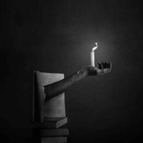 theblackballerina:  Books let us into their souls and lay open to us the secrets of our own. ~William Hazlitt (by Boy_Wonder)