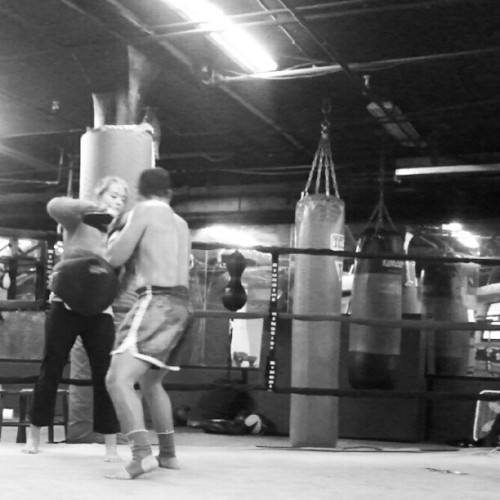 Part 1 of Kickboxing teaser photos #photography  (Taken with instagram)