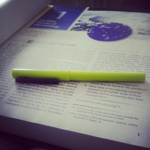 #Microbiology (Taken with instagram)