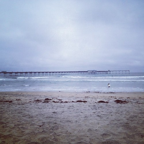 Generic ocean picture.  (Taken with instagram)
