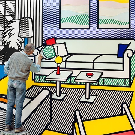albatrosscreative:  Roy Lichtenstein