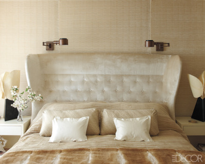 designer: robert couturier source: elle decor