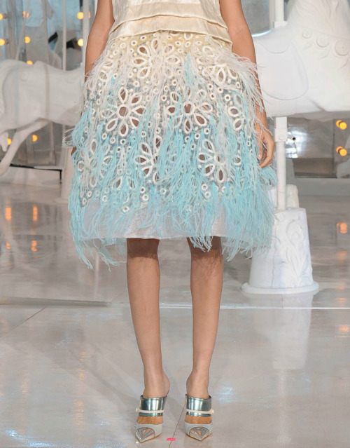 Louis Vuitton s/s 2012