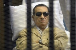 "Great news, everyone! Egypt's former dictator, Hosni Mubarak, is going to prison for life! Of course, he is 84 years old and conveniently ill, but that's not going to stop anyone from celebrating. When asked how he felt about his sentence, Mubarak grumpily replied, ""I would have gotten away with it if it wasn't for those meddling protestors."""
