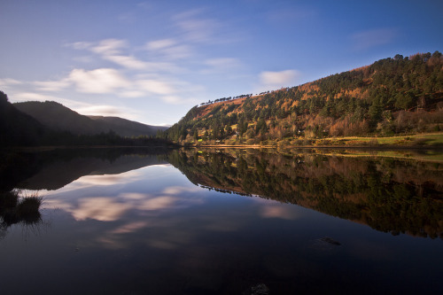 Lower Lake, Wicklow, Ireland By keithy baby!