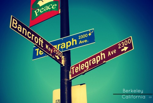 Telegraph . Berkeley, California 2012