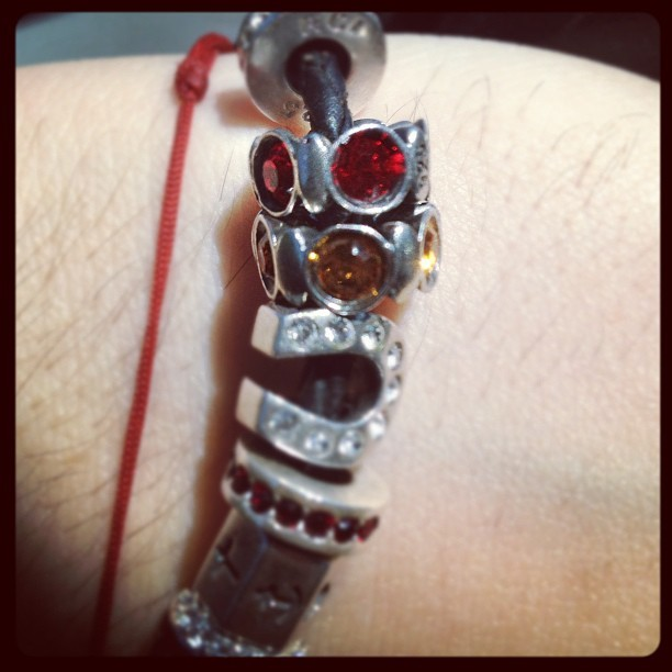 Garnet & Gold charms…Seminole Pride #FSU #Seminoles (Taken with instagram)