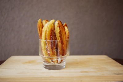 foodopia:  prito saging, filipino fried bananas: recipe here