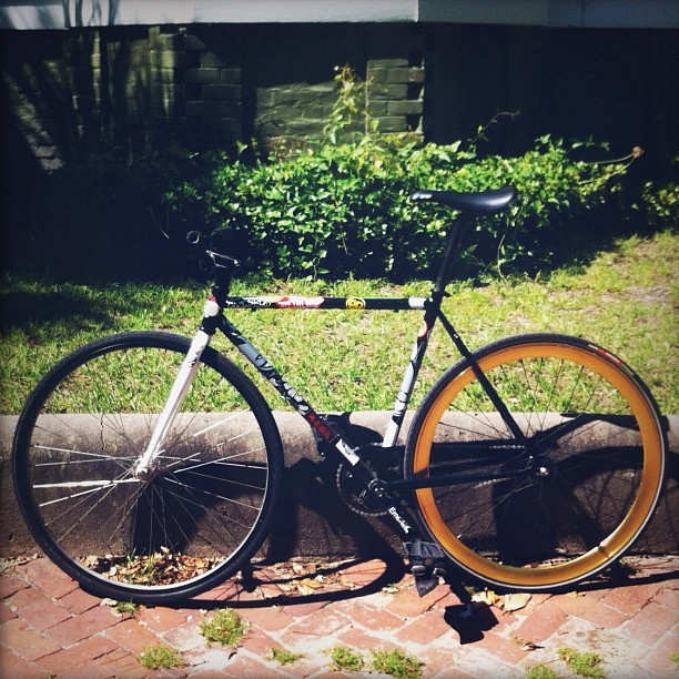 #whipgamepropa #bike (Taken with instagram)