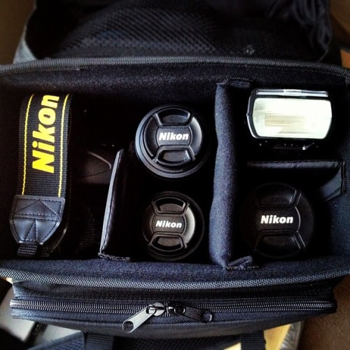 #Nikon ftw.  (Taken with instagram)
