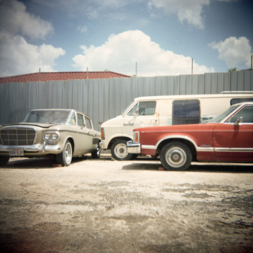 Week 28 #4. The cars transported my photograph back in time, but to which decade?