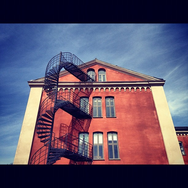 Uppsala, Sweden  (Taken with instagram)