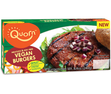 jonaweinhofen:  About time Quorn! finally Quorn have created a vegan friendly product. should be available in UK soon and is available in USA now. more info here  Lauren