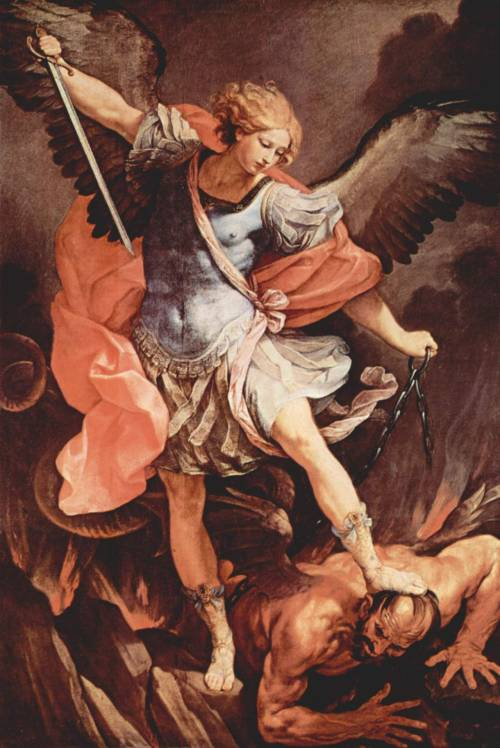Guido Reni (1575 - 1642)The Archangel Michaeldefeats Satan